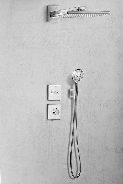 Смесители за баня от Аква Вижън